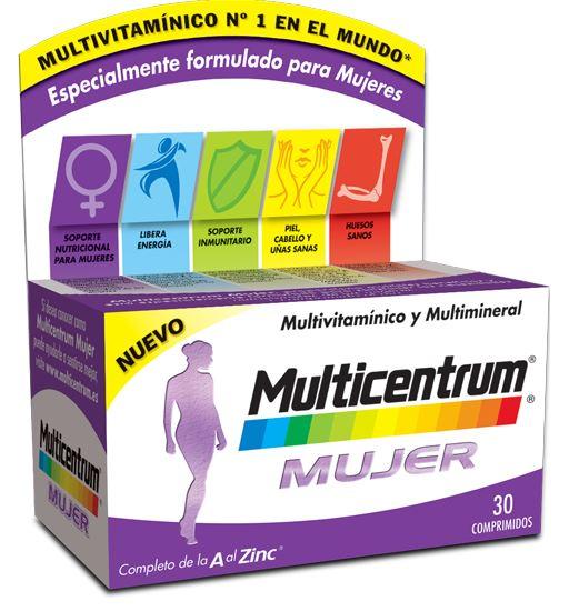 Complementos vitamínicos para suplementar la salud