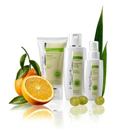 Aceite esencial de naranja en aromaterapia