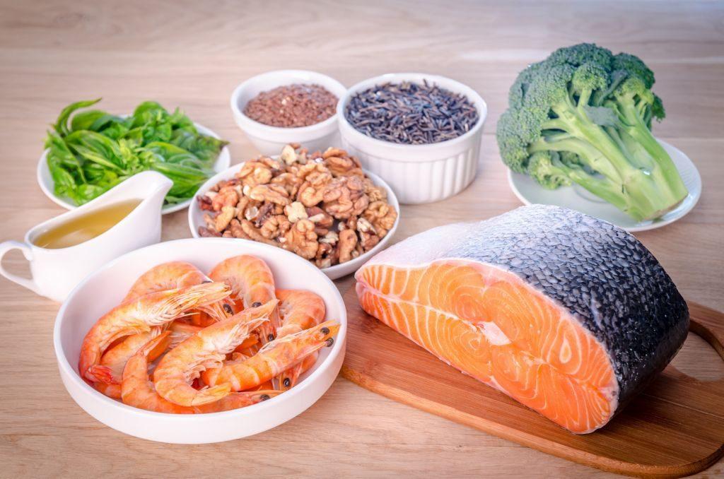 Ácidos grasos esenciales Omega 3 / Omega 6