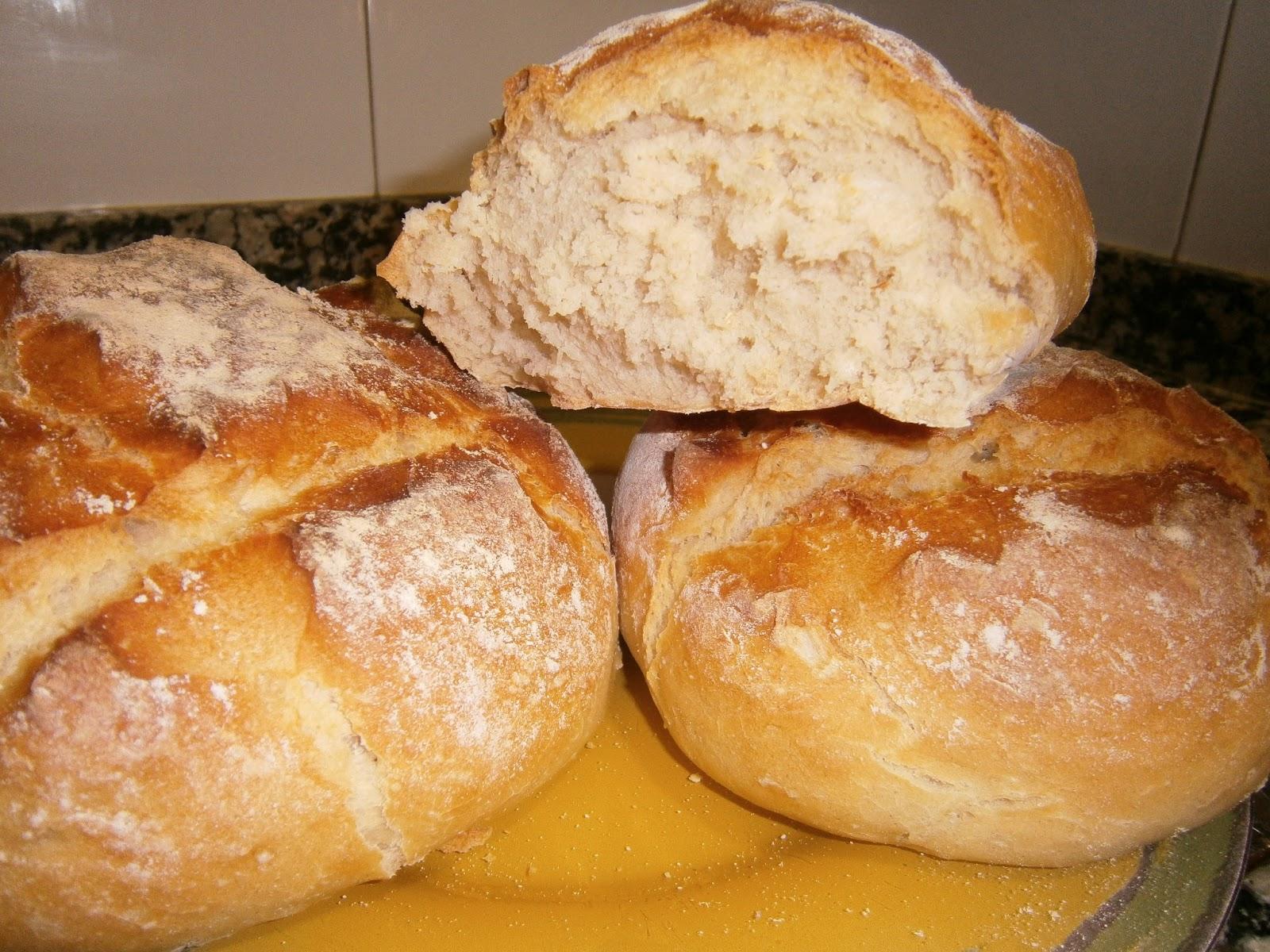 pan tradicional de trigo