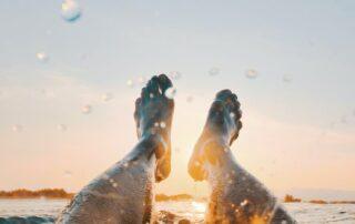 7 Consejos para cuidar los pies en invierno