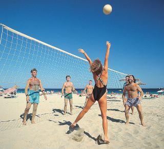 Los beneficios de la playa y el agua de mar para la salud
