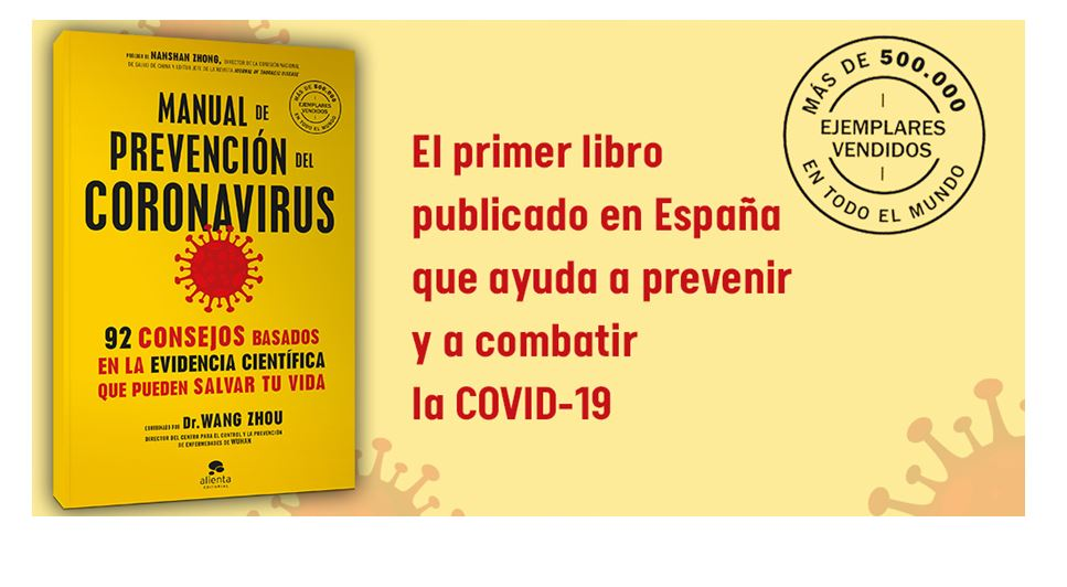 Manual de prevención del coronavirus (Covid19)
