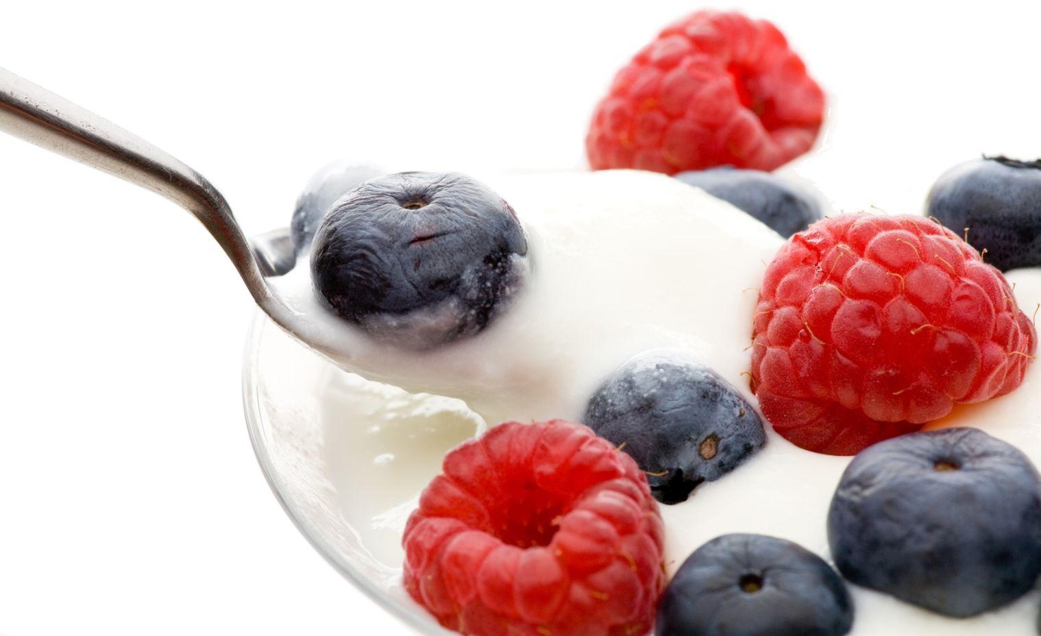 yogur probiótico
