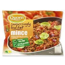 Quorn: proteína sin carne animal