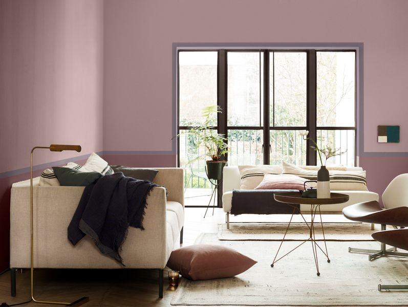 Rosa palo: Color del año 2018