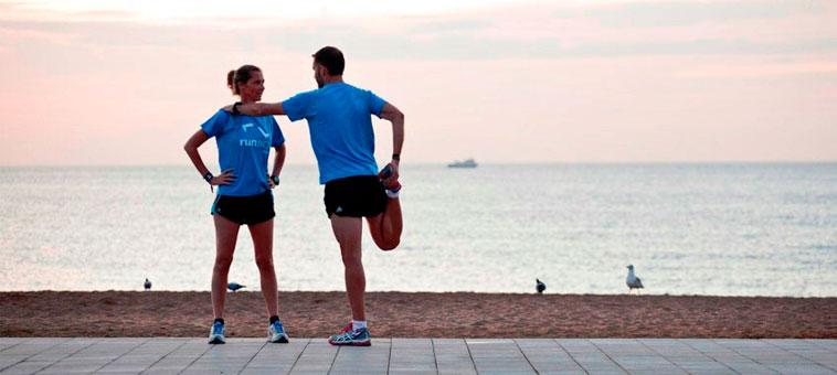 Consejos saludables para practicar deporte en verano