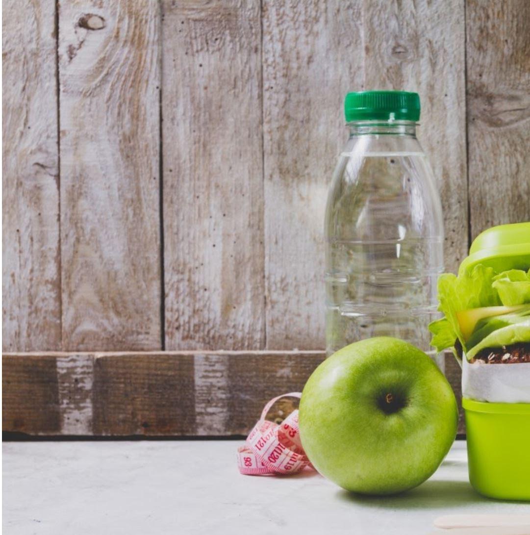 5 propósitos de año nuevo para lograr una dieta sana y equilibrada
