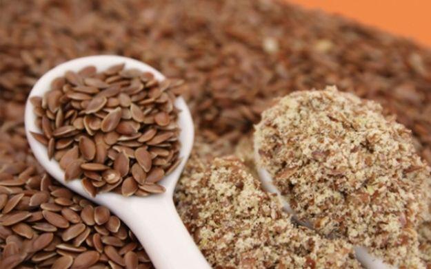 Semillas de linaza para la salud