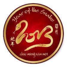Feliz Año de la serpiente (tradiciones del Año Nuevo Chino)