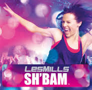 SH'BAM de LES MILLES: Baile y deporte en una sesión