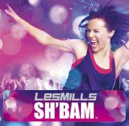 SH'BAM de LesMills, baile y gimnasia en una sesión de fitness