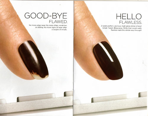 Shellac nails: The hottest thing in NYC