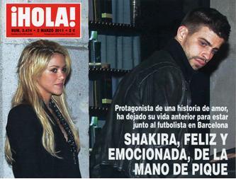 Trucos de belleza y estilismo de Shakira