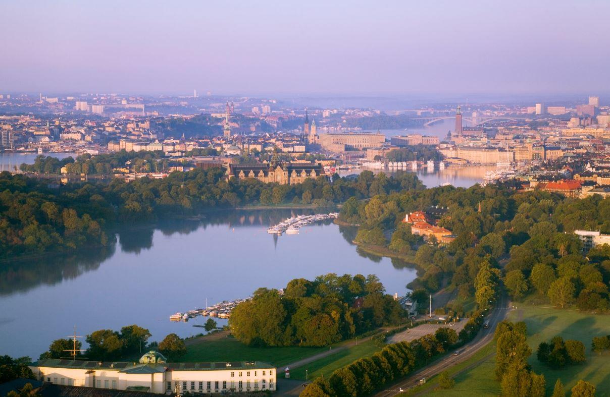 Mi descubrimiento vital, té de Mango y Estocolmo