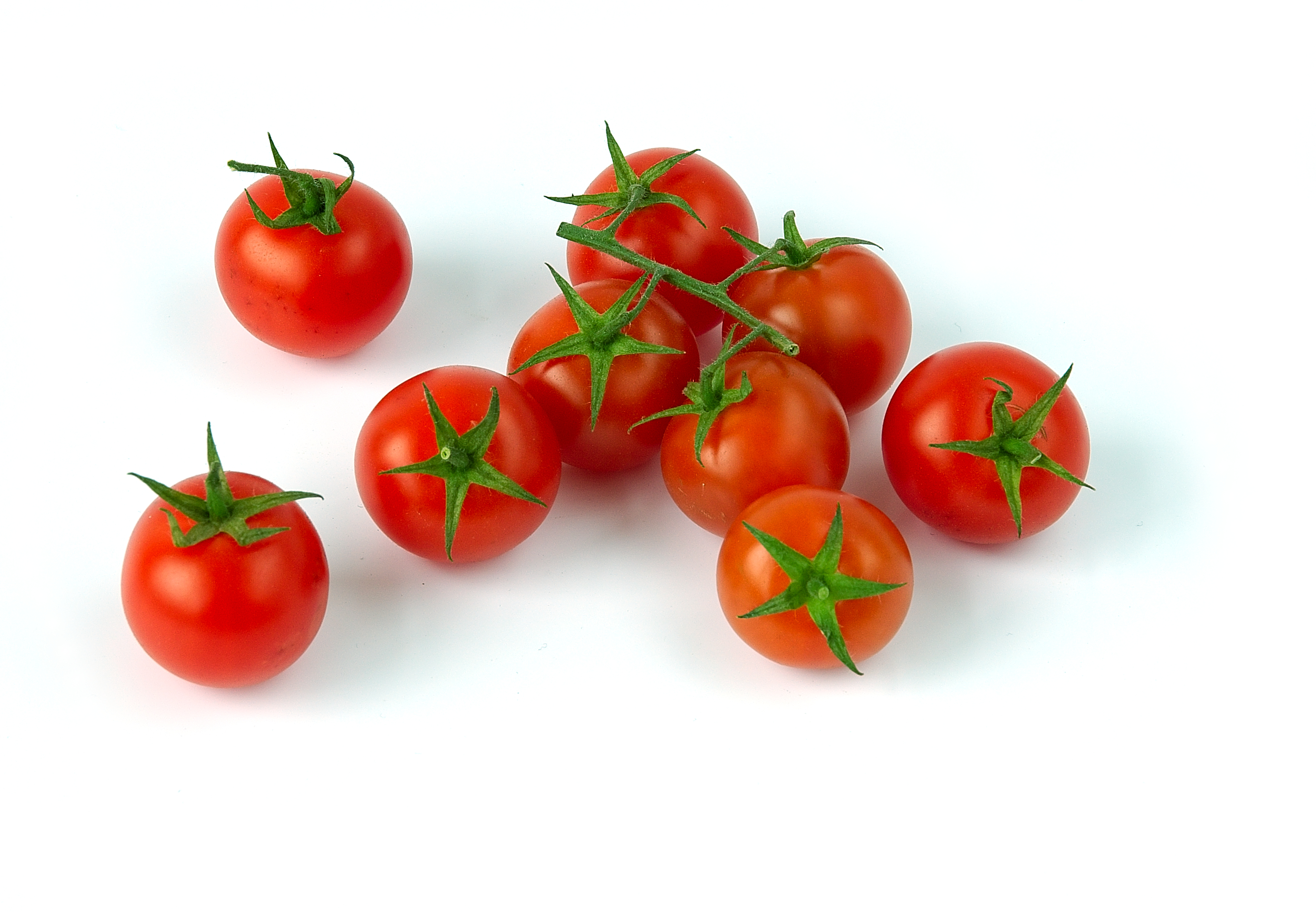 tomate cherry y licopeno