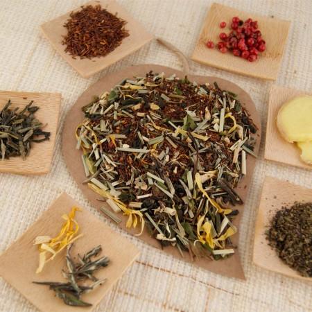 Tulsi o albahaca sagrada: antioxidante, antiestrés y relajante
