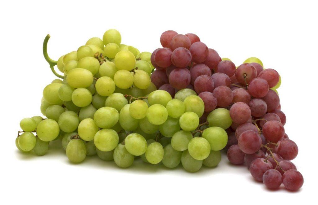 Aceite y fruta con uva: salud y belleza en la mesa