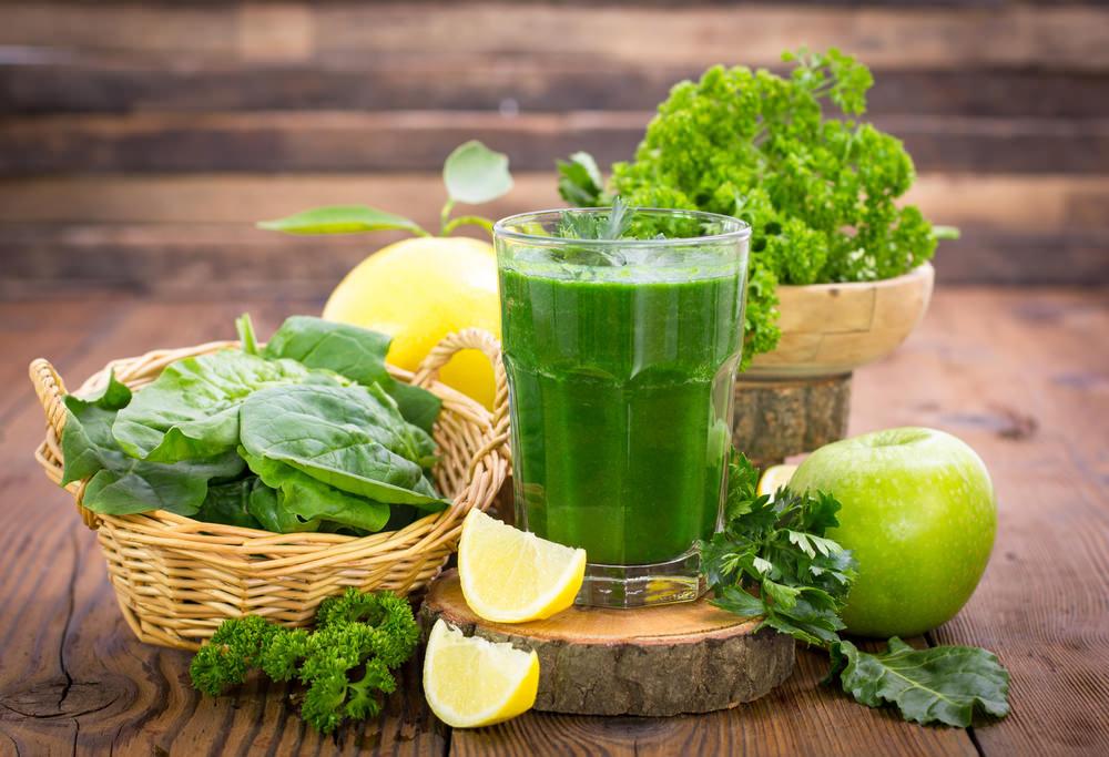 Este verano se lleva el verde en la dieta diaria
