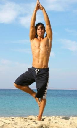 ¿Yoga para hombres? ¿o para mujeres?